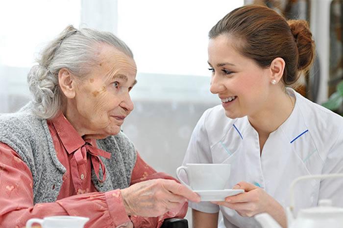 Soins de santé pour personnes âgees